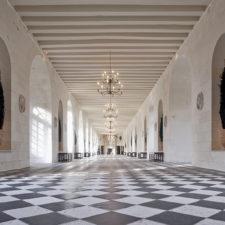 Galerie-Château-Chenonceau-Loire-Vallée-Patrimoine-France
