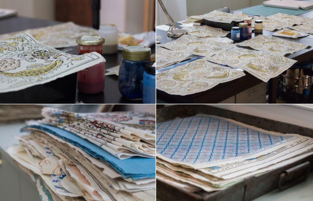 Papiers peints de créateurs Paris