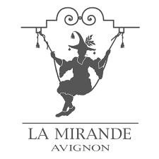 la-Mirande-hotel-avignon-logo