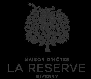 la-reserve-maison-hôtes-giverny-logo