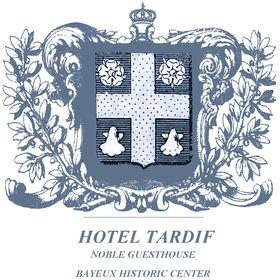 hotel-le-tardif-bayeux-logo