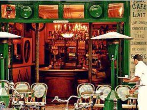 Cafés Parisiens visite