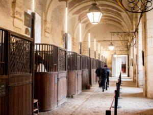 Académie Equestre de Versailles - Passages Secre