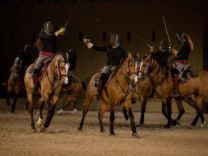 Académie Equestre de Versailles - Passages Secrets