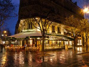 Paris, walk parisian cafés by Passages Secrets